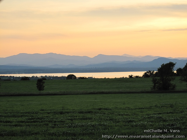 Lake George landscape Photograph