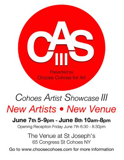 Art Show, Cohoes NY