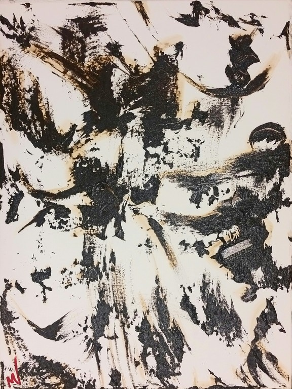 Orgasm, Tar Paintings