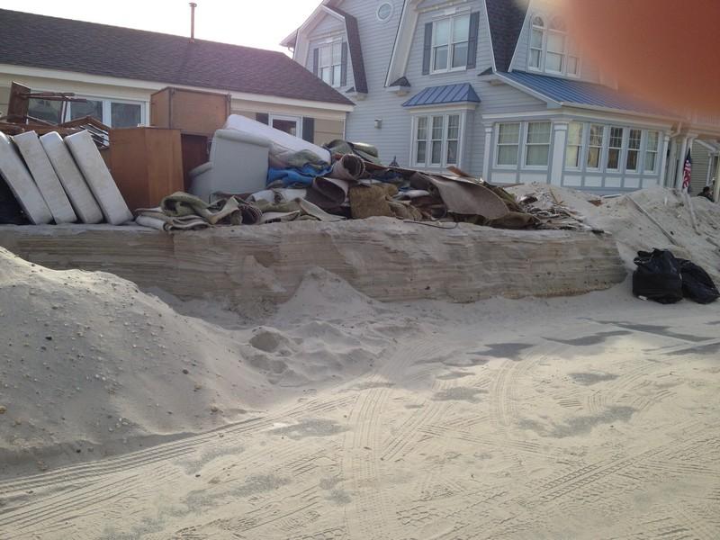 Storm Sandy NJ