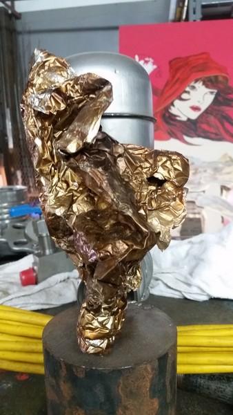 mVara_111.Foil Sculpture2
