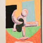 Queer Intimacy Oil pastel series
