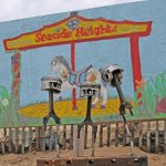 Sculpture in Seaside Heights NJ