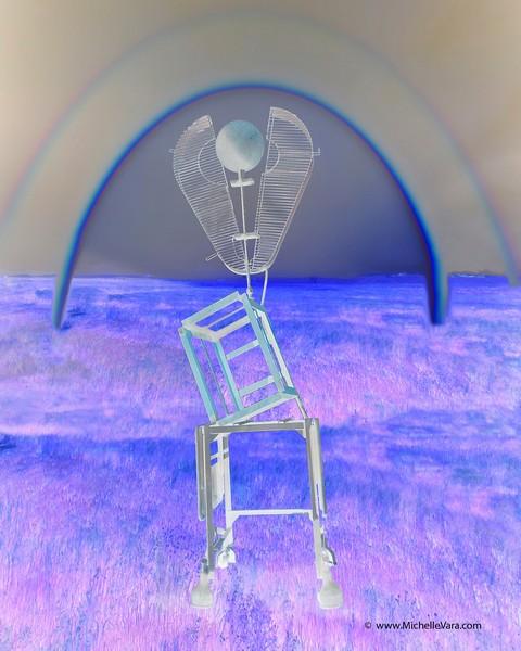 259. Evolution of Consciousness Blue Rise