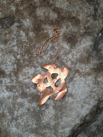 copper handmade jewelry