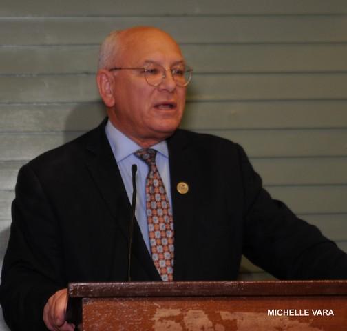 Saratoga Arts' Annual Soirée, Congressman Paul Tonko