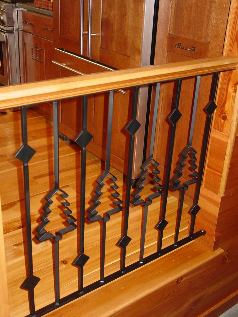 J michaels Builders handrail