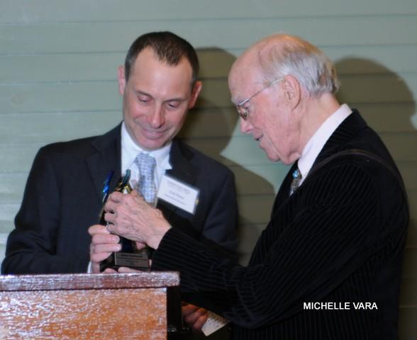 Saratoga Arts' Annual Soirée- Award Ceremony