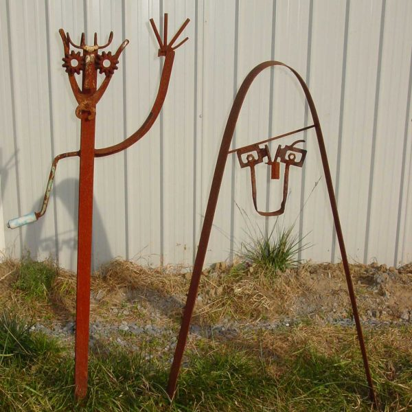 Garden Art by Michelle Vara