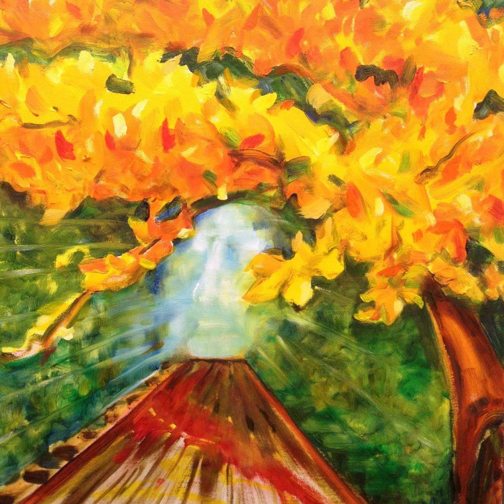 Paintings by Michelle Vara