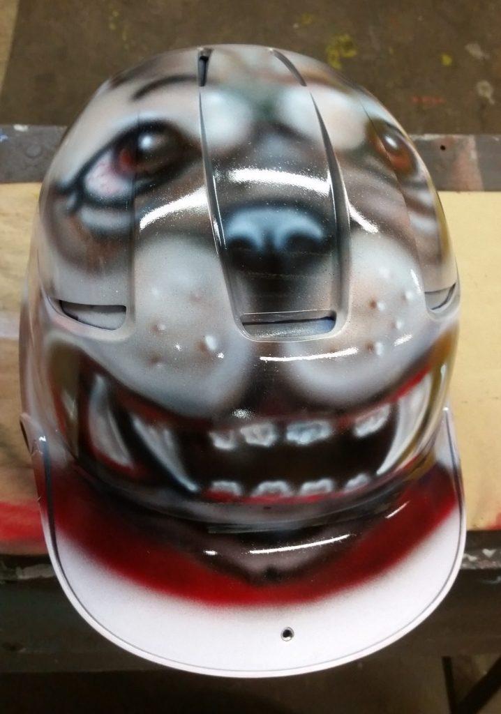 South Glens Falls Baseball Helmet