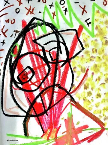 Emotion Paint Oil Art